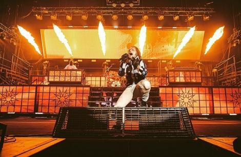 Slipknot, prima trupă rock clasată în fruntea topului britanic al albumelor în ultimii patru ani