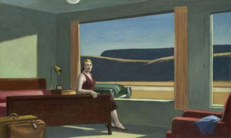 Un muzeu american oferă cazare într-o cameră recreată după pictura lui Edward Hopper | FOTO