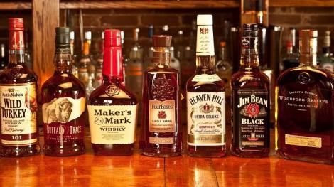 Exportatorii americani de whisky au probleme din cauza tarifelor punitive aplicate de Uniunea Europeană