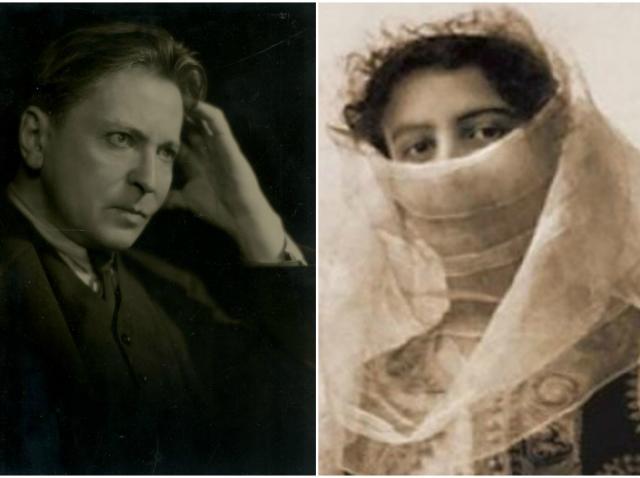 """""""Ieși afară, stârpitură!"""". George Enescu a iubit o criminală cu 73 de victime! A găsit-o în pat cu altul și cu fața desfigurată de acid, dar a cerut-o în căsătorie"""
