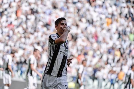 Juventus Torino şi Paris Saint-Germain negociază transferul lui Paulo Dybala