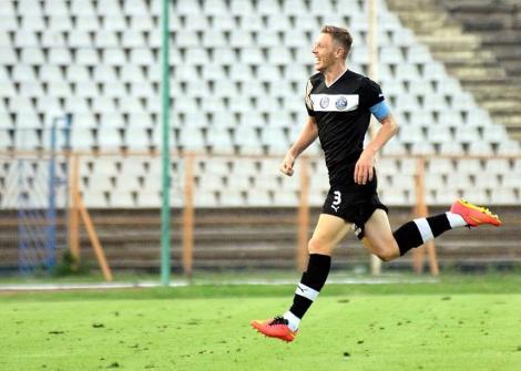 Bogdan Mitrea a marcat un gol şi Spartak Trnava a câştigat cu 3-1 returul cu Plovdiv, dar nu s-a calificat în turul trei preliminar al Ligii Europa