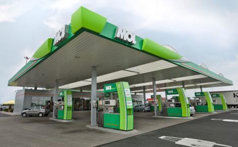 Vânzările retail de motorină ale MOL România au crescut cu 3,1% în primul semestru, la 262.000 tone
