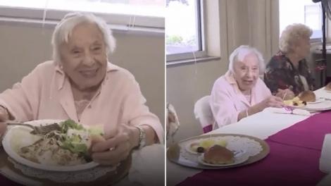 """Are 107 ani, merge fără ajutor și nu ia medicamente! Secretul longevității ei este legat de… bărbați! """"Aceasta este cheia"""""""