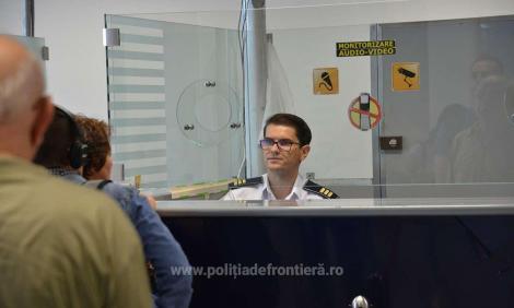 Poliţia de Frontieră: Se preconizează o creştere a traficului prin punctele de frontieră, mai ales cele din vestul şi sudul ţării
