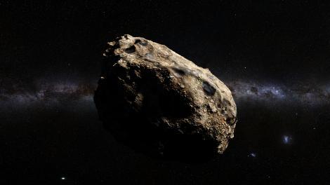 Un asteroid mai mare ca Empire State Building va trece pe lângă Pământ