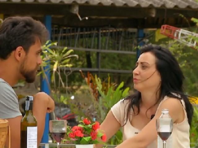 """Teodora de la """"Insula Iubirii"""", făcută praf de Mircea, ispita care i-a fost alături în Thailanda: """"Poartă o mască, e prefăcută!"""""""