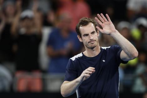 Andy Murray s-a ţinut de cuvânt şi s-a înscris la un turneu challenger organizat de Rafael Nadal