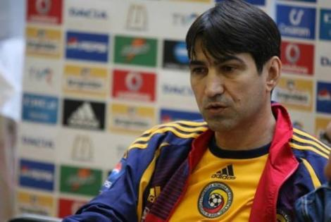 Victor Piţurcă a devenit manager al Universităţii Craiova