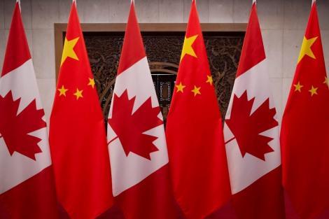 China afirmă că relaţiile cu Canada au mari dificultăţi şi cere eliberarea directoarei financiare a Huawei