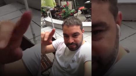 """Adevărul despre plecarea lui Florin Salam la Viena: """"Suferă de ceva neobișnuit. S-a internat la o clinică de specialitate"""""""