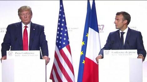 Franţa şi Statele Unite au ajuns la un acord pentru pune capăt blocajului legat de taxa franceză pentru marile companii din sectorul internetului