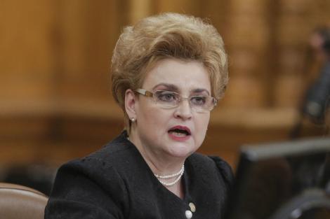 Graţiela Gavrilescu: Îmi prezint astăzi demisia premierului, după şedinţa de Guvern. O să rămân parlamentar ALDE