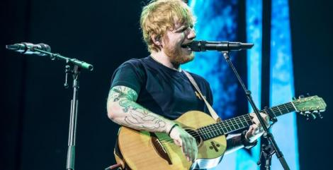 """Ed Sheeran se retrage! Anunțul făcut în timpul unui concert: """"Este ultima mea reprezentaţie!"""""""