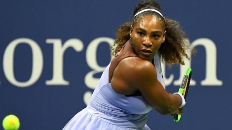 Serena Williams s-a calificat în turul al treilea al US Open, dar a pierdut un set cu o jucătoare de pe locul 121 WTA