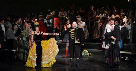 Festival de operă şi operetă în aer liber, la Timişoara