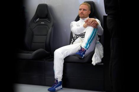Valtteri Bottas, al patrulea sezon la Mercedes