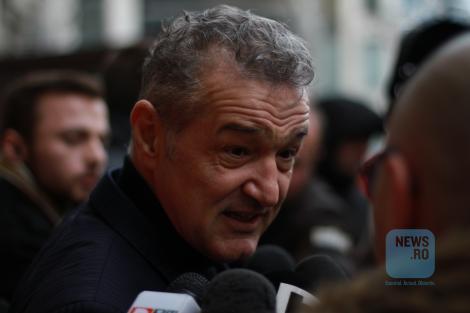 Gigi Becali: Problema este toată echipa, nu este de bărbaţi, ci de băieţi; Nu are rost să dau vina pe unul sau altul, eu sunt vinovatul