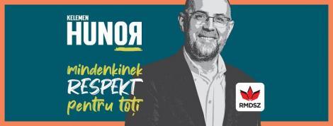 Kelemen Hunor a fost desemnat candidatul UDMR la alegerile prezidenţiale