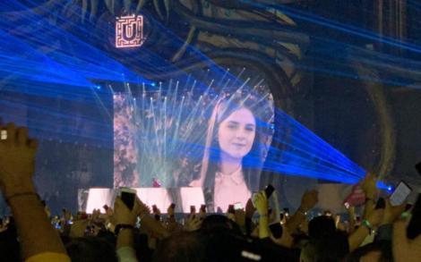 Alexandra, fata ucisă în Caracal, omagiată la Untold! Melodia pe care i-a dedicat-o DJ Don Diablo a adus lacrimi în ochii fanilor