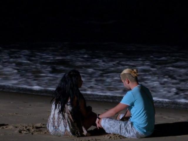 """Se formează un nou cuplu?! Bogdan a invitat-o pe Dana la o plimbare romantică: """"Ești cea mai frumoasă de aici"""""""