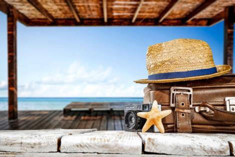 Cât de pregătit ești pentru vacanță? Șase trucuri pentru a pune în bagaj tot ce ai nevoie pentru călătoria perfectă