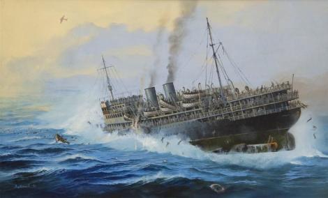 """""""Armenia"""", tragedia din Marea Neagră. 7.000 de morți, mulți dintre ei copilași. Doar opt supraviețuitori! OPT!"""