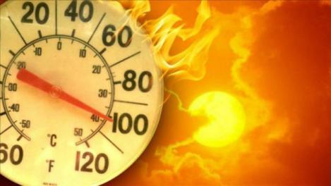 Vremea 8 august 2019. Temperaturi caniculare și disconfort termic accentuat