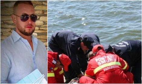 Bărbatul dispărut în mare după ce a salvat doi copii de la înec, a fost găsit