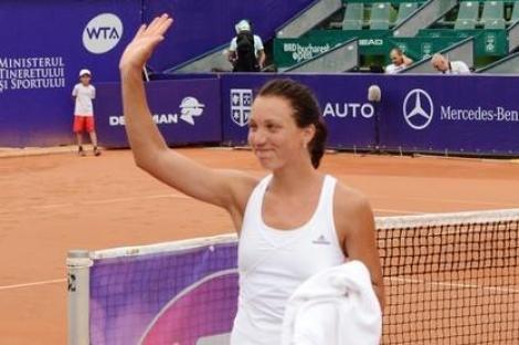 Patricia Maria Ţig, eliminată în optimile de finală ale turneului de la Hiroshima