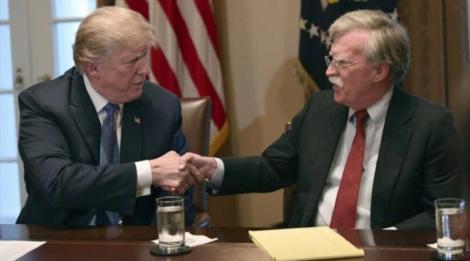 Destituirea lui Bolton nu ar schimba cu nimic relaţiile cu Rusia, apreciază Moscova; o înfrângere a campaniei presiunii maxime, consideră Teheranul