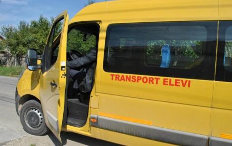 Brăila: Şoferul unui microbuz şcolar, prins băut la volan; poliţiştii i-au suspendat dreptul de a conduce pentru 90 de zile