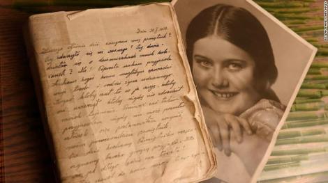 """Ucisă de naziști în 1942, Renia a lăsat lumii un jurnal plin cu detalii dureroase. """"15 iulie 1942, țineți minte această zi, în fiecare detaliu!"""""""
