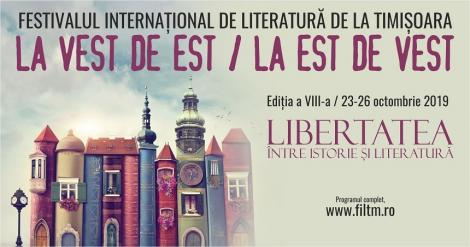 Adam Michnik, Evgheni Vodolazkin, Andrei Codrescu şi José Luís Peixoto, invitaţi la Festivalul de Literatură de la Timişoara