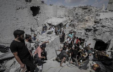 Liderii Turciei, Rusiei şi Iranului se întâlnesc luni pentru a asigura un armistiţiu durabil în nord-vestul Siriei