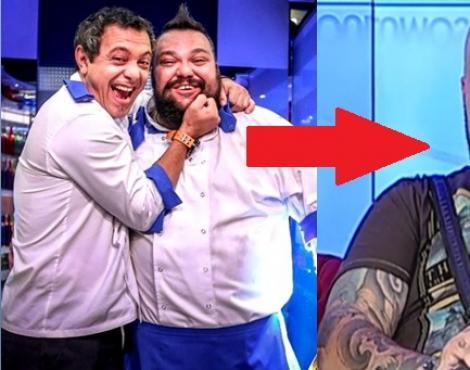 Îl mai știi pe Munti, câștigătorul sezonului trecut Chefi la cuțite? A ajuns de nerecunoscut   FOTO