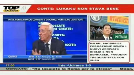 Un jurnalist italian, concediat după ce a făcut comentarii rasiste la adresa fotbaliştilor Lukaku şi Zapata