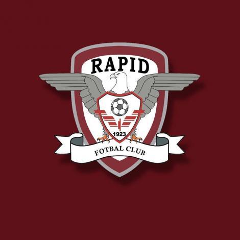 FC Rapid a renunţat la varianta de a juca pe Stadionul Dinamo şi va continua în Regie