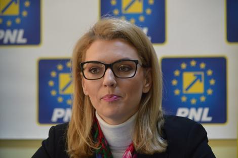 Alina Gorghiu: Nu mă interesează jocurile politice sau cele de imagine, pe care le fac unii şi alţii, suntem în Opoziţie toţi, trebuie să votăm moţiunea