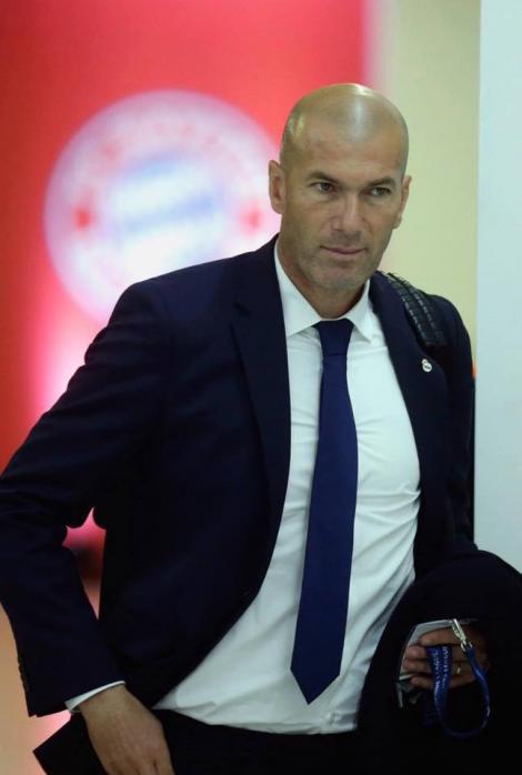 Zidane, după 0-3 cu PSG: Au fost mai buni la toate nivelurile