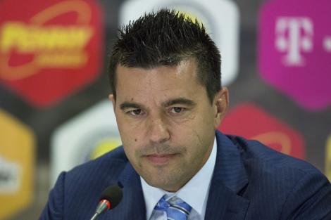 Cosmin Contra: Mi-ar plăcea să am 3-0, să nu revin tot timpul pe tabelă, să câştigăm uşor meciurile