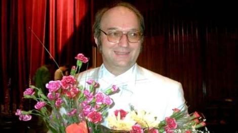 Compozitorul şi dirijorul George Balint a murit la vârsta de 58 de ani