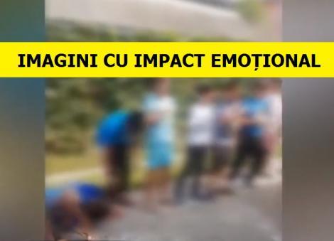 """Copii torturați la Sălaj, în numele credinței! Cei mici, umiliți și forțați să sărute asfaltul! """"Hai, până terminați..."""""""