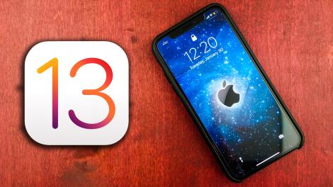 Apple lansează iOS 13