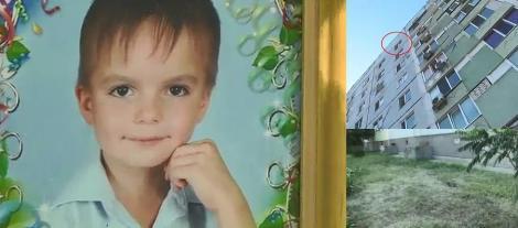 """Anton avea opt ani și a murit zdrobit de asfalt. Bătut de părinți, s-a aruncat pe geam pentru a scăpa de lovituri: """"L-au găsit cu hainele rupte de la bătaie"""""""
