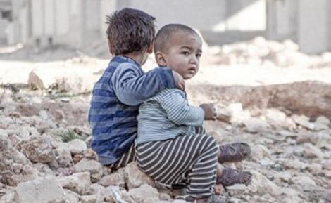 UNICEF - Peste 29 de milioane de copii s-au născut în zone de conflict în 2018