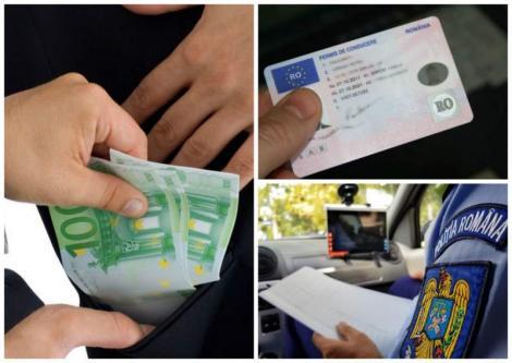 """Permise de conducere date cu 300 de euro, în Giurgiu. Care erau """"tarifele"""" practicate de şeful Serviciului Permise"""