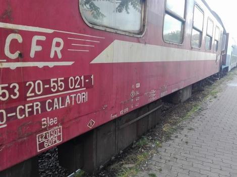 Maramureş: Trafic feroviar închis timp de două luni, între Vişeu de Jos şi Sighetu Marmaţiei, pentru lucrări de întreţinere la un tunel