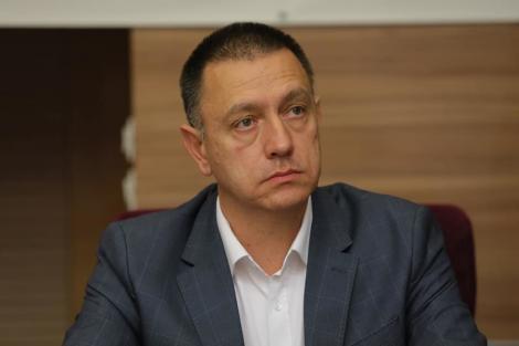 """Fifor spune că, din cauza lui Iohannis, MAI este blocat la vârf, neavând un ministru interimar care """"să coordoneze lupta zilnică a poliţiştilor cu criminalii şi infractorii"""""""