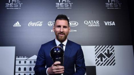 FIFA The Best: Contra a votat cu Messi, Tătăruşanu cu Salah